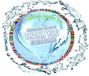3. Worldwide Aquathon - Thanks