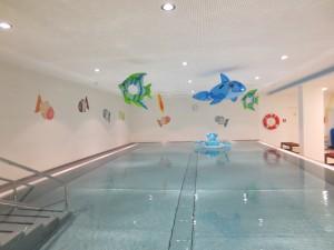 Wasserperle - Schwimmbecken