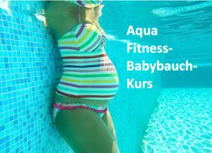 Wasserperle - Aqua Fitness-Babybauch-Kurs