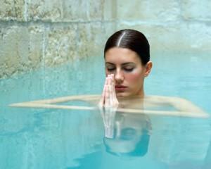 Wasserperle - Aqua Yoga
