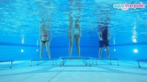 Aqua Trampolin-Präventionskurs