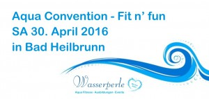 Wasserperle  Aqua Convention 2016