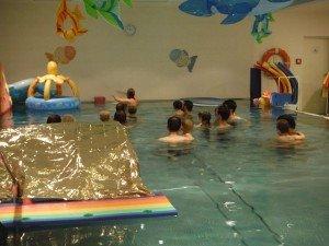 Wasserperle - Kinderschwimmen
