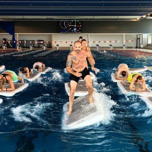 Wasserperle - Aqua FloatFit HIIT